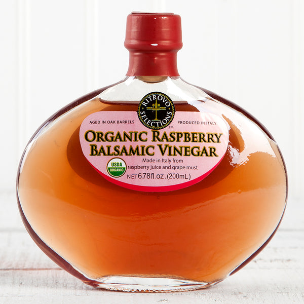 Organic Raspberry Balsamic Vinegar - 6.78 oz