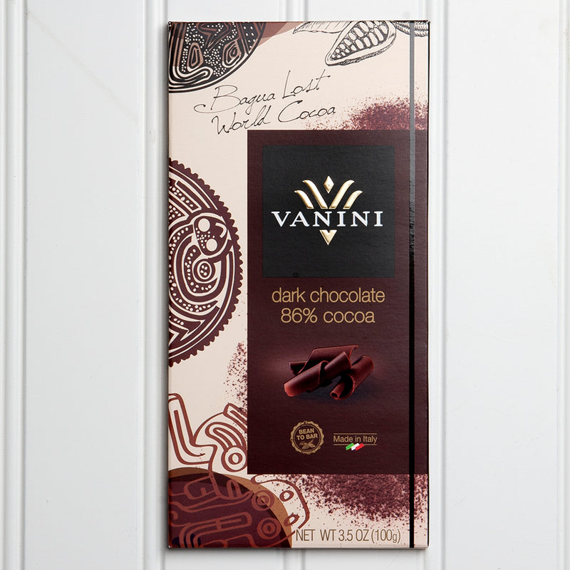 86% Dark Chocolate - 3.5 oz