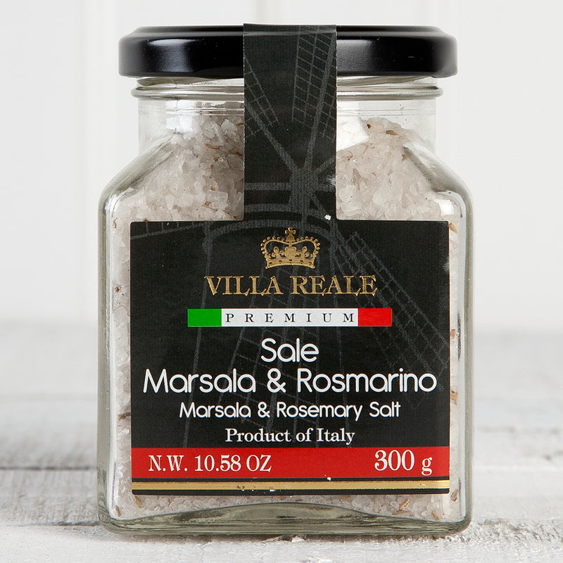 Marsala & Rosemary Salt - 10.58 oz