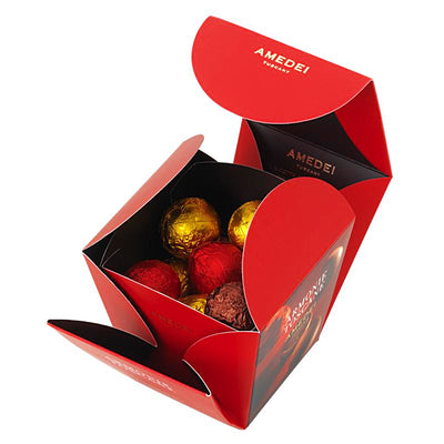 Armonie Red 12pc. Praline Box
