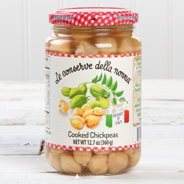 Cooked Chickpeas - 12.7 oz