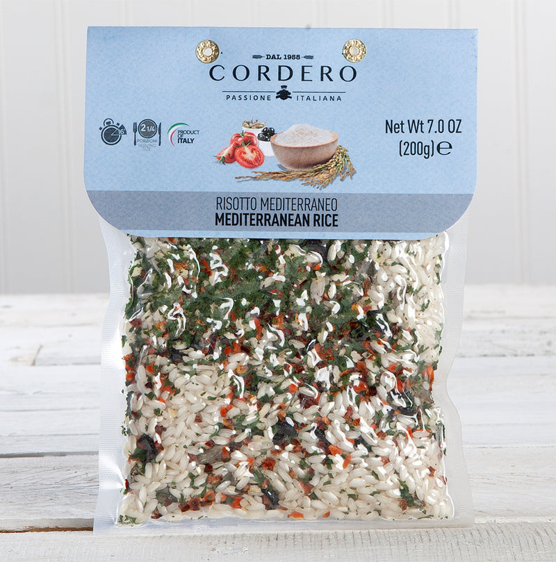 Mediterranean Spice Mix Risotto - 7 oz