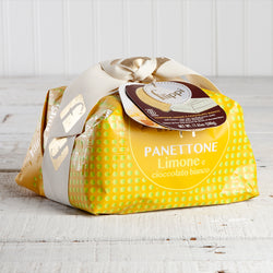 Panettone with White Chocolate and Candied Lemond Peel - 17.6 oz