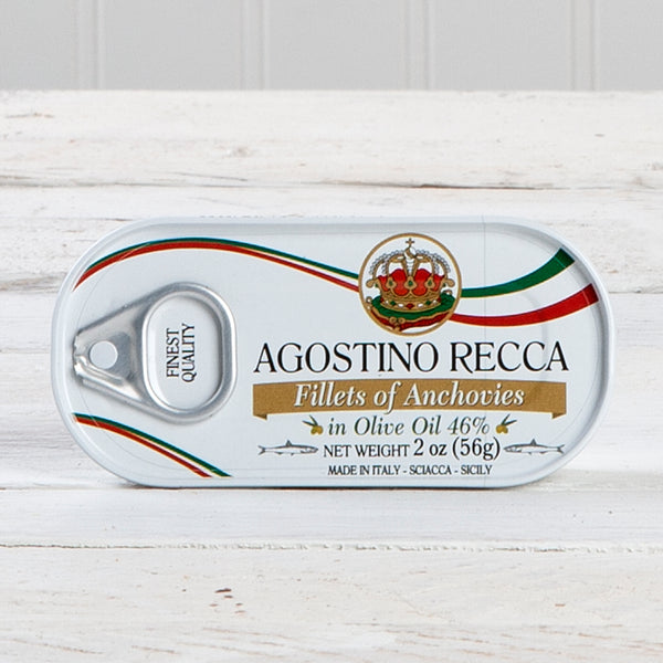 Anchovies in Oil - 2oz