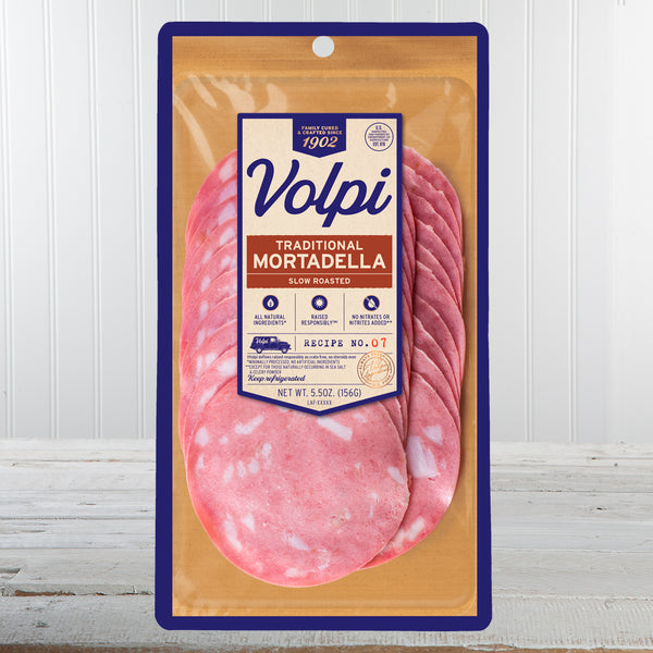 Sliced Mortadella - 6 oz