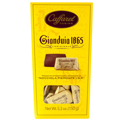 Gianduia Ballotin Window Box - 5.3 oz