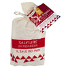 Salina Di Cervia 'Sal Fiore di Romagna' Medium Fine Salt - 10.5 oz Cotton Bag