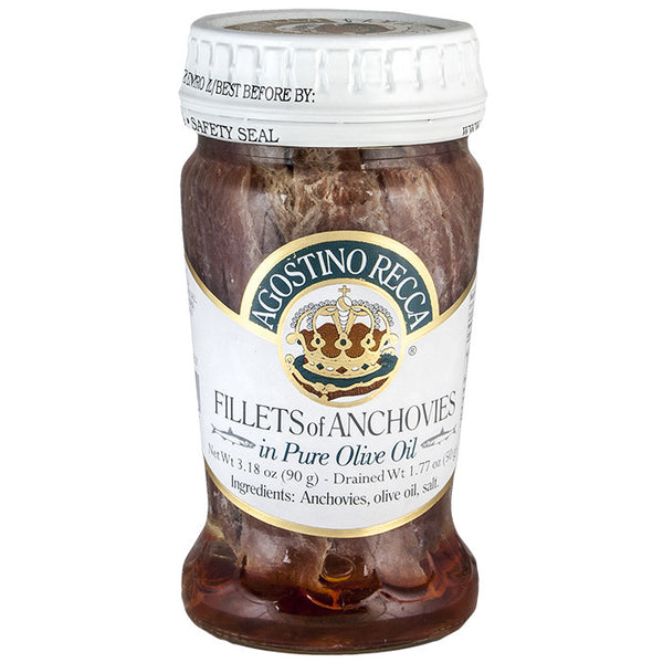 Anchovies in Oil - 3.35oz