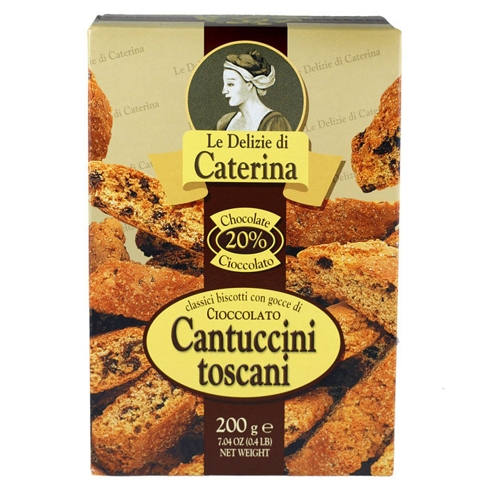 Chocolate Cantuccini - 8oz