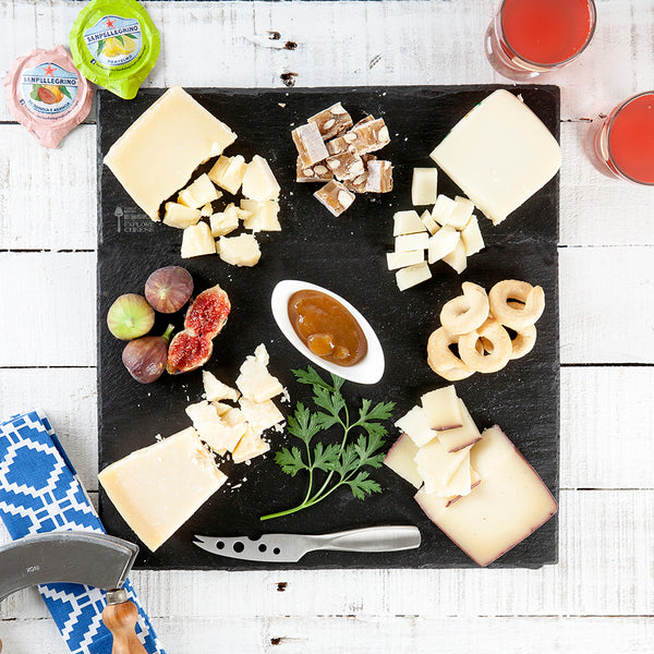 "Cheese ""Quattro Formaggi"" and Pairings Sampler"