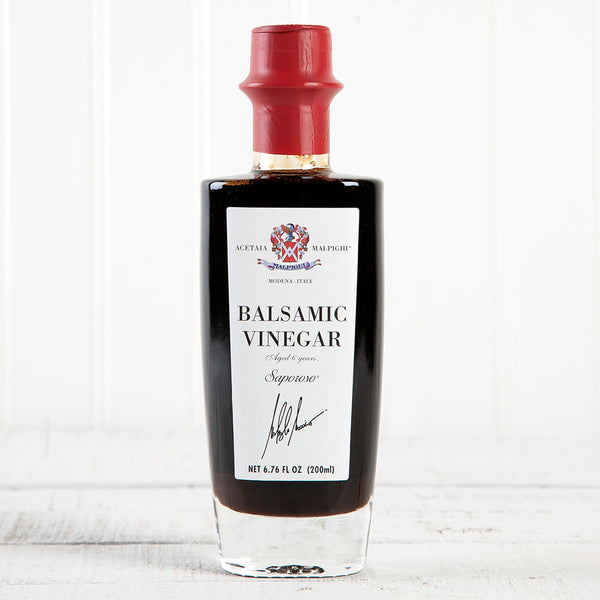 Saporoso Balsamic Vinegar of Modena - 6.7oz