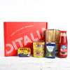 Sicilian Pasta Milanese Cooking Adventure Series Gift Box | Set of 6