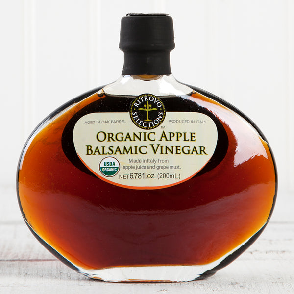 Organic Apple Balsamic Vinegar - 6.78 oz