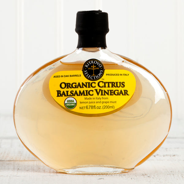 Organic Citrus Balsamic Vinegar - 6.78 oz