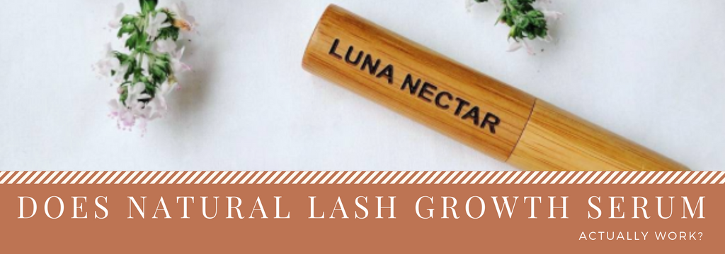 Does natural lash growth serum actually work?