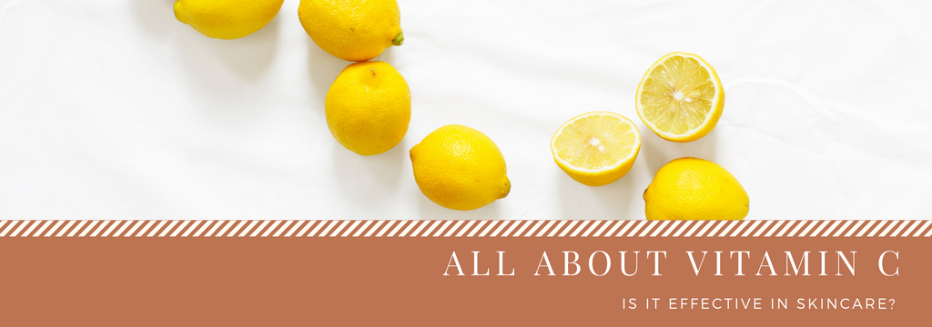 All about Vitamin C: Is it effective in skincare?