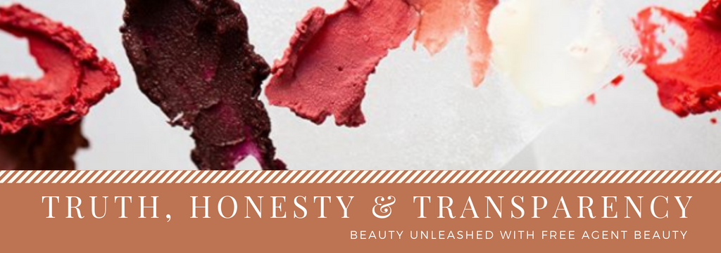 Truth, Honesty & Transparency in Beauty with Free Agent Beauty