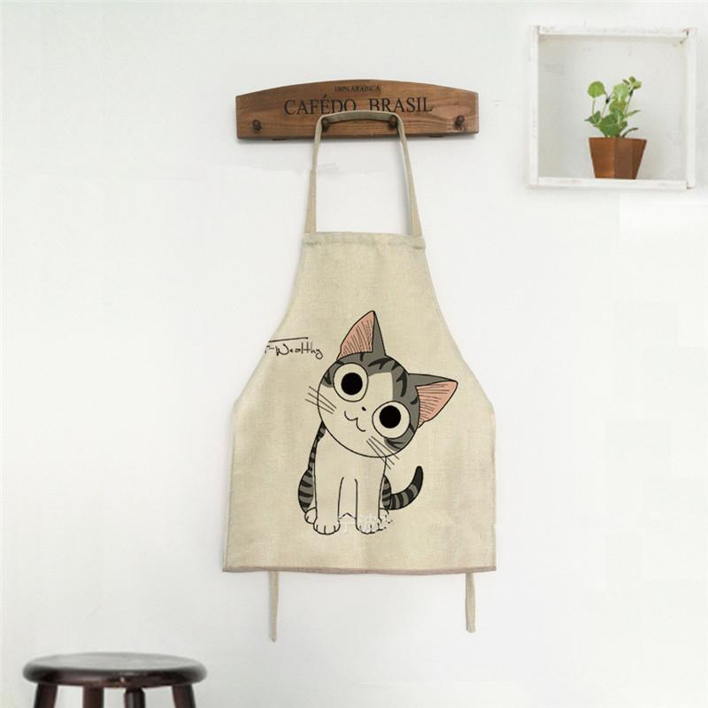 Cat Cooking Apron
