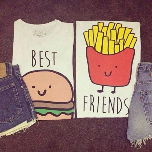 Best Friends - T-Shirts