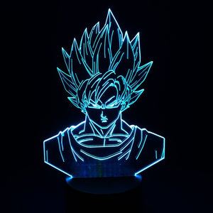 Dragon Ball Z - Super Saiyan Light
