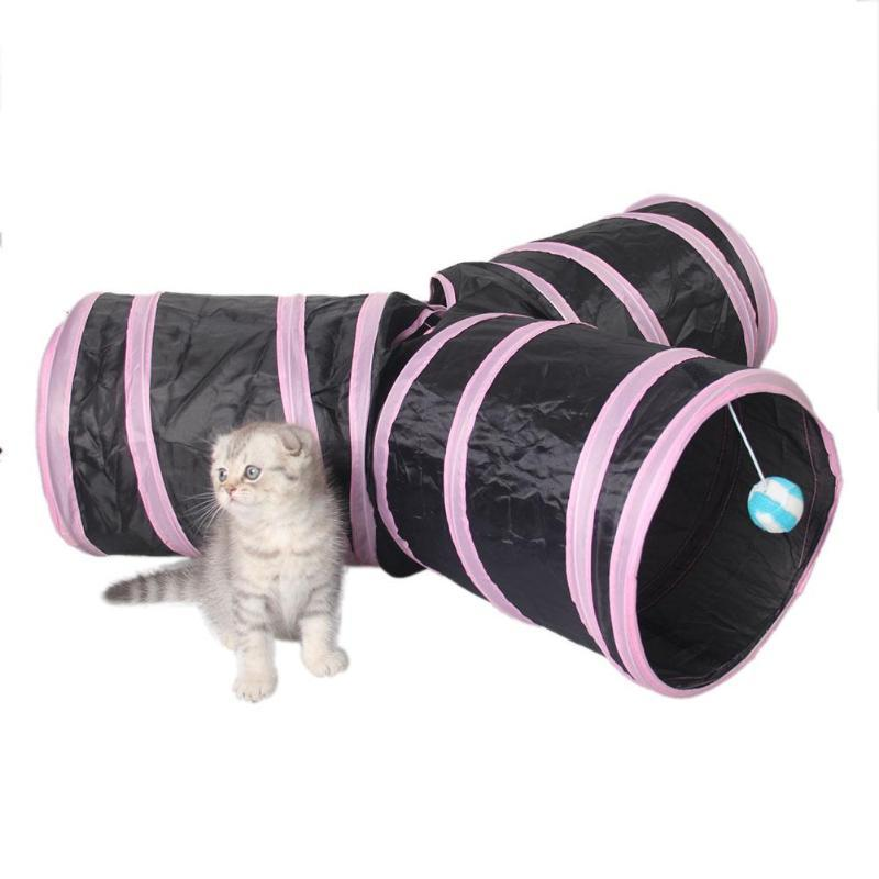 3 Way Cat Tunnel
