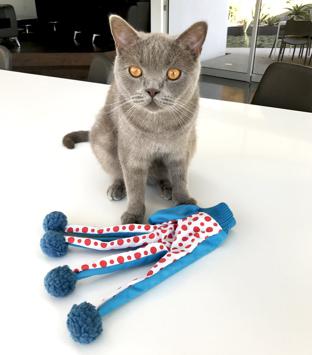 Cat Toys - 'The Scratch Glove'