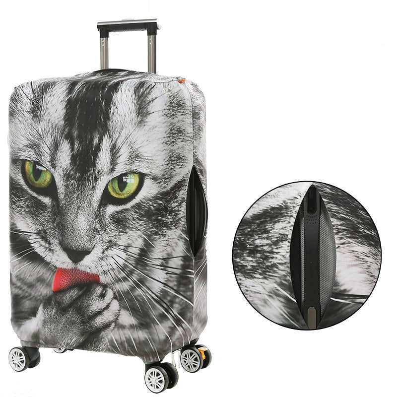 Luggage Cover Elastic Trolley Case Cover