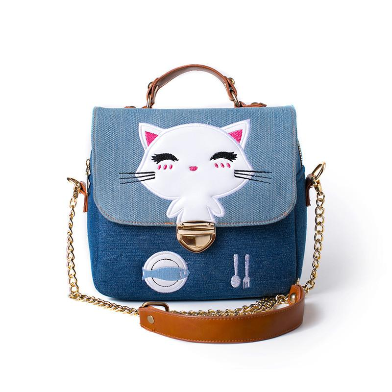 Fashion -  Cat Handbag
