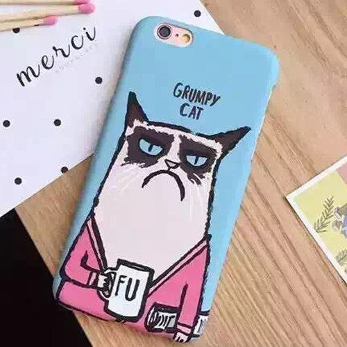 Phonecases - 'Grumpy Cat Case For iPhone'