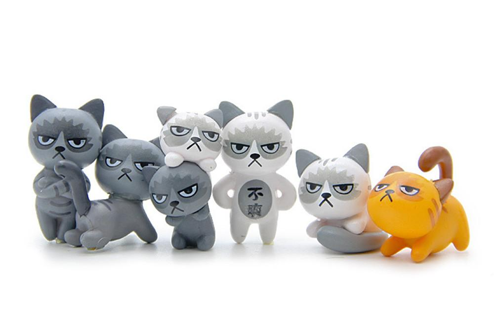 Guardian Cats (6pcs)