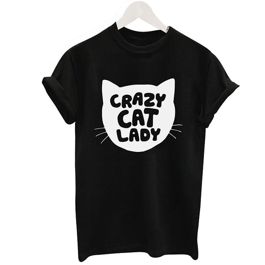 Fashion -  Crazy Cat lady