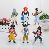 Dragon Ball Z - Sets (6 pcs) 12 cm