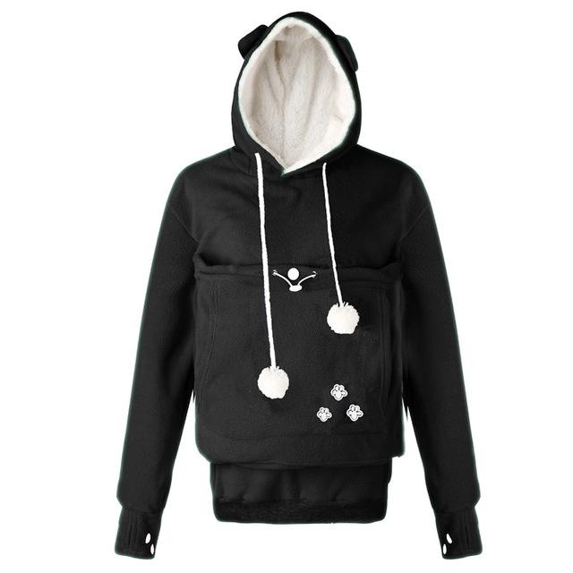 Big Pocket Cat Hoodie