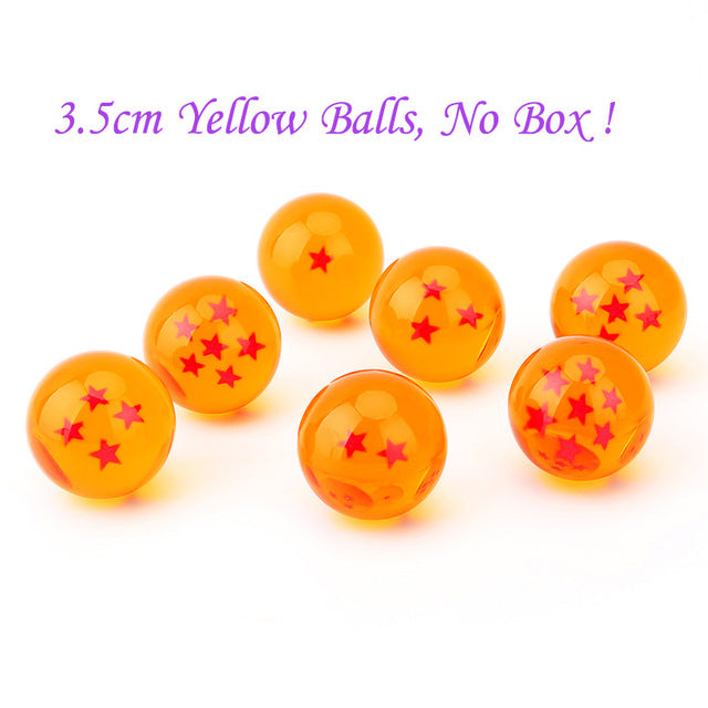 Dragon Ball Z - Balls (7pcs)