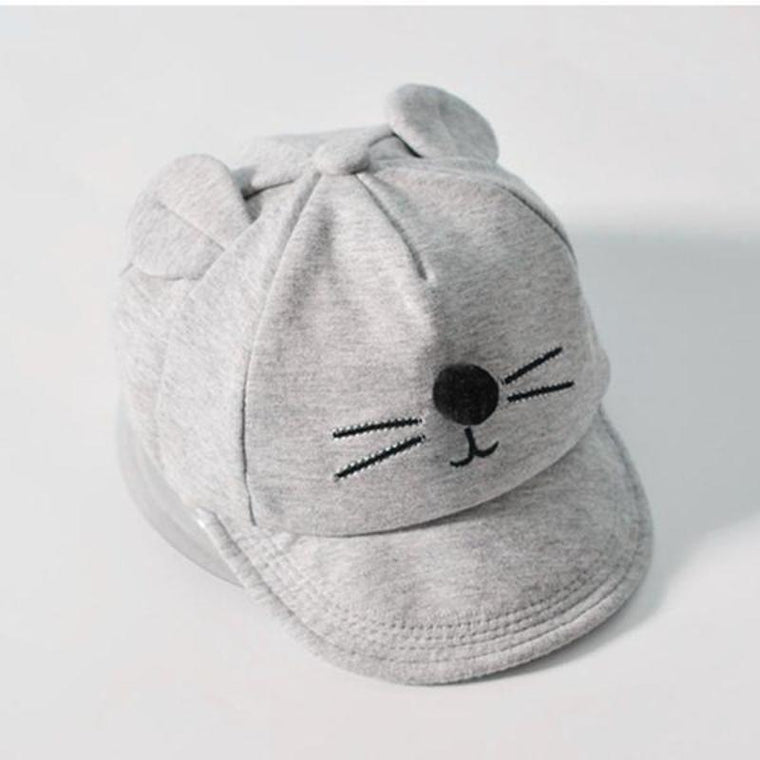Adjustable Cat Ear Cap