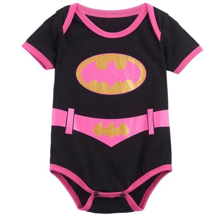 Baby Batman Halloween Costume Clothes