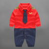 Baby Boy Navy Outfit With Tie