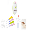 3-in-1 Baby Care Bundle - Electric Nail Trimmer + Nose & Ear Cleaner