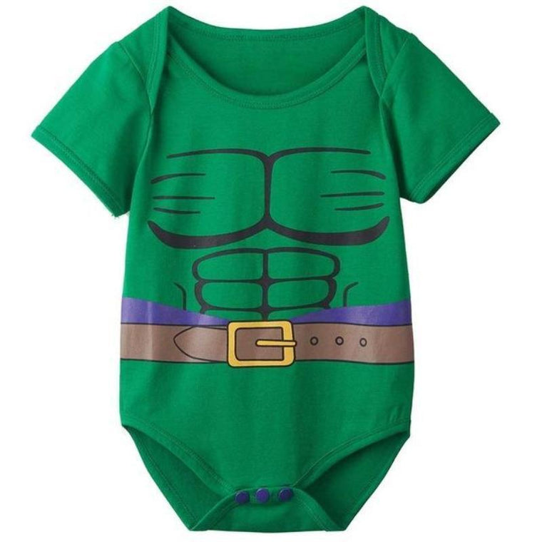Baby Hulk Halloween Costume Clothes