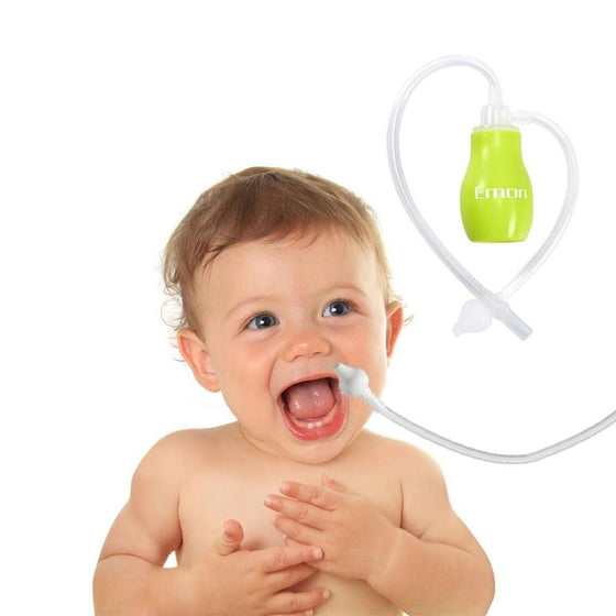 Baby Nasal Cleaner Vacuum Suction