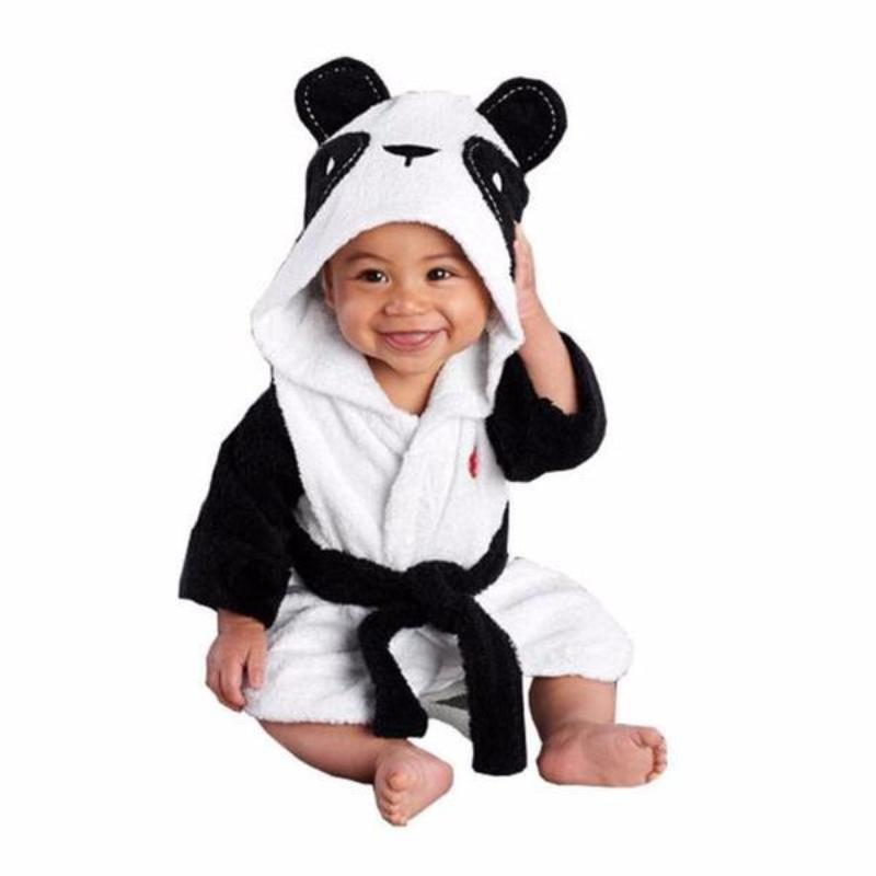 a07c4f2b1f16 Buy Unisex Baby Panda Costume Plush Jumpsuit Online at Lowest Price