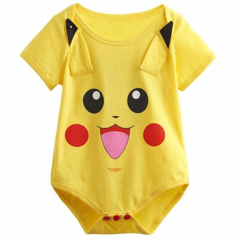 Baby Pikachu Halloween Costume Clothes