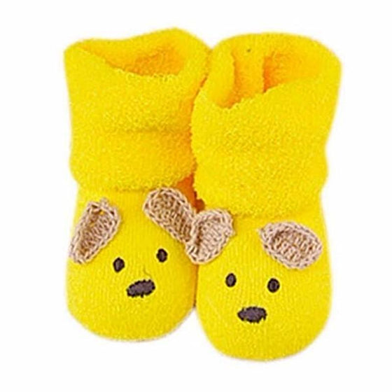 Rabbit Face Unisex Toddler Long Socks