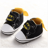 Wrap On Batman Shoes