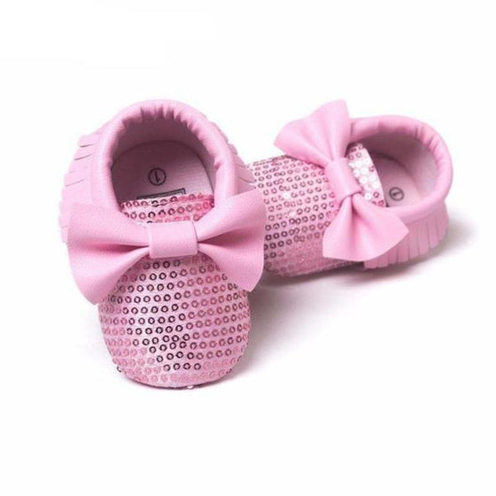 Bling Bling Princess Moccasins