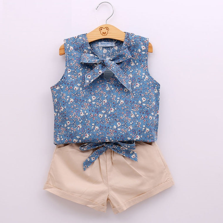 Classy Fashion Baby Floral Dress