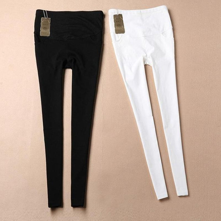 Cotton Skin Fit Maternity Jeans