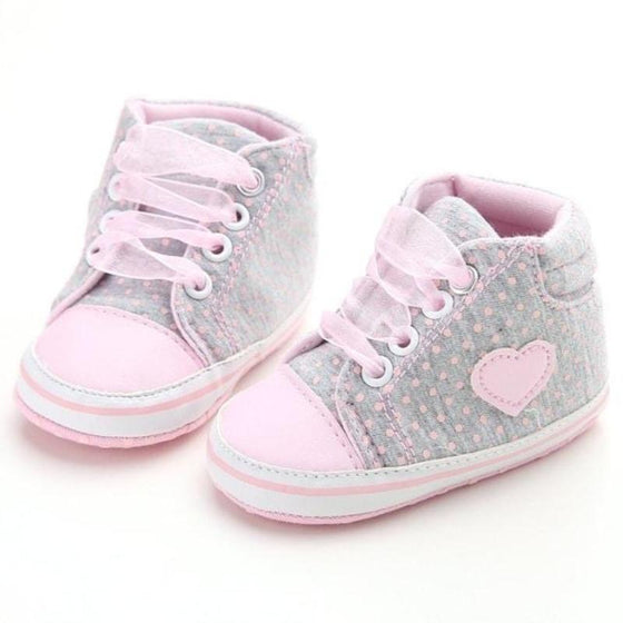 Lace up Toddler Sneakers