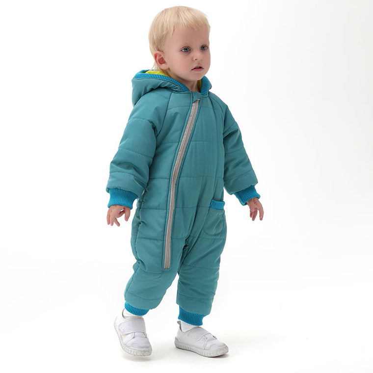 High Quality Baby Rompers Winter Thick Cotton