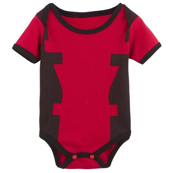 Baby Deadpool Halloween Costume Clothes